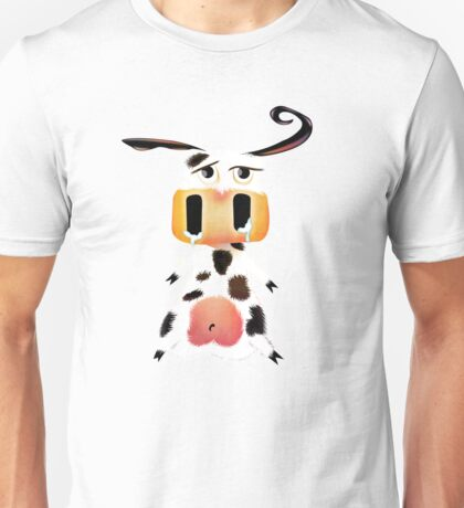 MooLan White Unisex T-Shirt