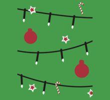 Christmas tree decorations by Fuchs-und-Spatz