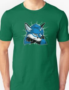 STUCK - Blue Fox T-Shirt