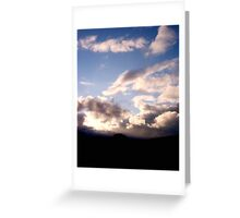 Tranquil Skies Greeting Card