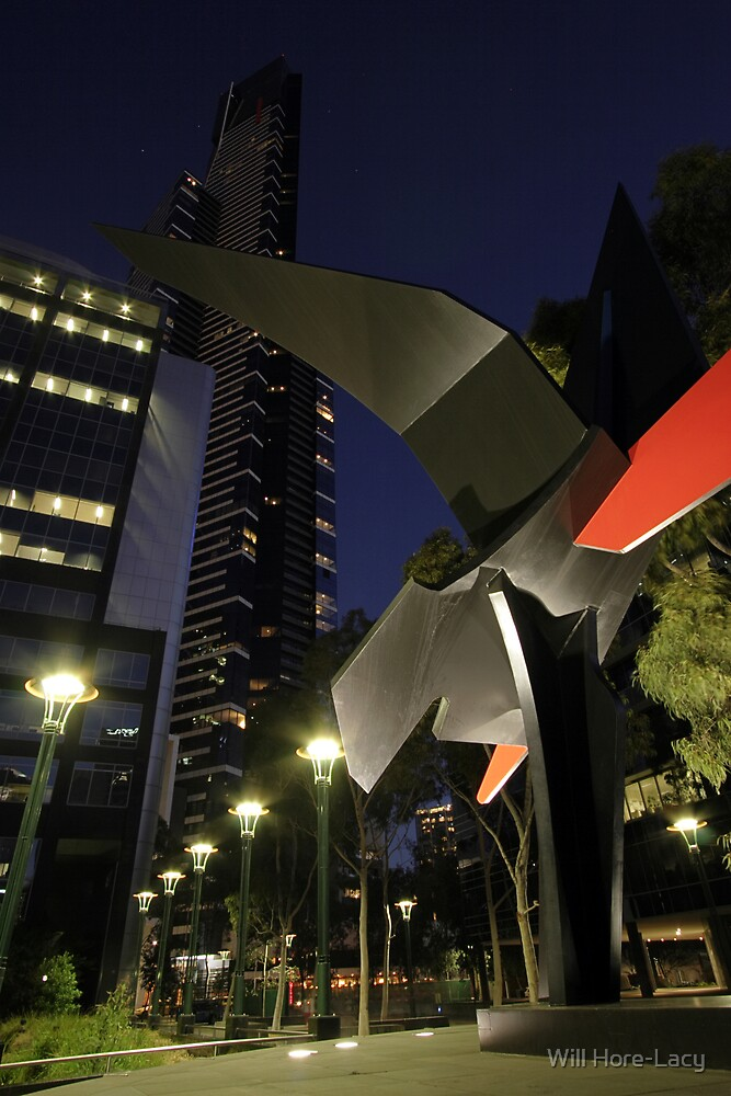 Eureka Tower by Will Hore-Lacy