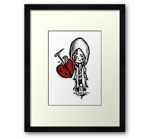 Little Ruvik Framed Print