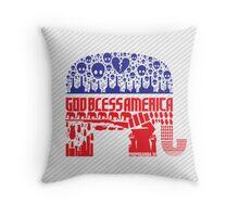 GBA  start soma Throw Pillow