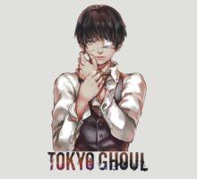 Anime: TOKYO GHOUL - Kaneki by shuuheii