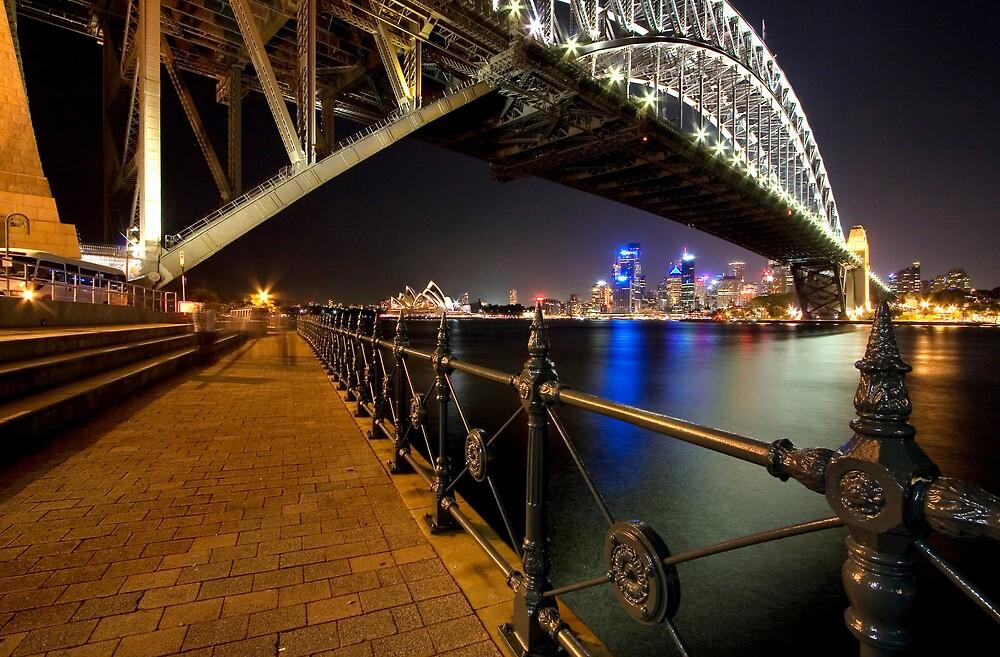 Sydney Harbour by Daniel  Speranza