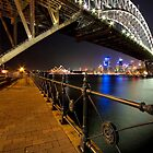 Sydney Harbour by Daniel  Speranza