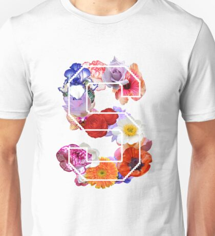 The letter S Unisex T-Shirt