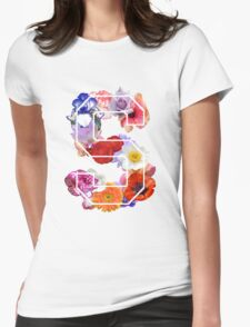 The letter S Womens Fitted T-Shirt