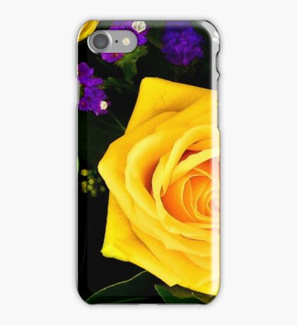 Floral Beauty iPhone Case/Skin