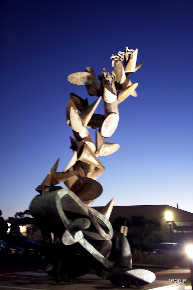 art centre by reggie
