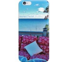 Layers ~ Colors, Contrasts & Comfort On Lake Ontario iPhone Case/Skin