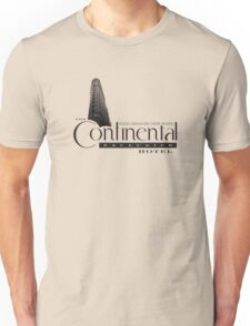 Continental Hotel Unisex T-Shirt