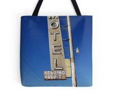 Bagdad Motel Tote Bag