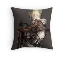 Anime: SHINGEKI NO KYOJIN - Annie Throw Pillow