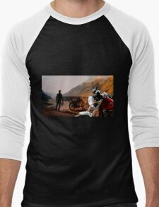 BEING IN The Movie Men's Baseball ¾ T-Shirt