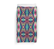 Cute Colourful Patterns Duvet Cover