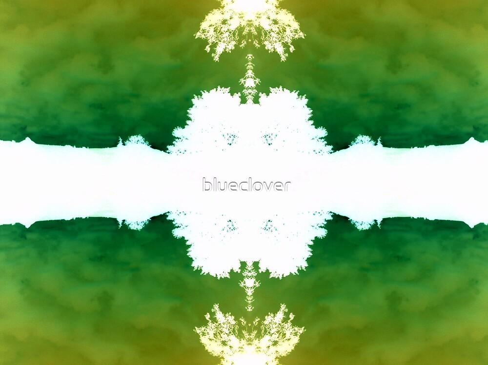 Green Summer Design by blueclover