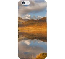 Blea Tarn Lake District iPhone Case/Skin