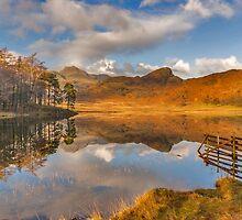 Blea Tarn Lake District by Trevor Kersley