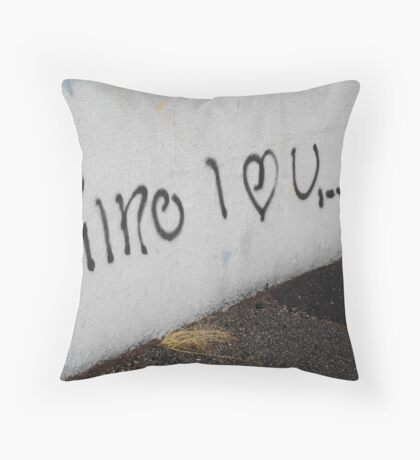 gino Throw Pillow