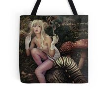 Oblivion Forest Tote Bag