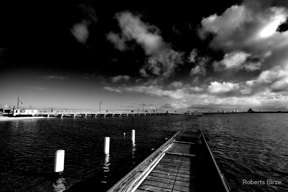 take a long walk ... by Roberts Birze