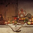 The static death of a still life by Himitsuhana