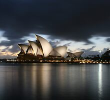 Sydney Harbour by Brett Keith