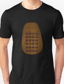 Glitch Firebog Land cabinet T-Shirt