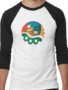 BrOWSER Men's Baseball ¾ T-Shirt