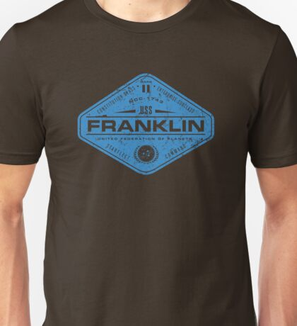 U.S.S. Franklin Unisex T-Shirt