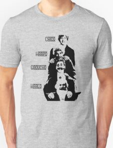 Communist Marx Brothers - Light background T-Shirt