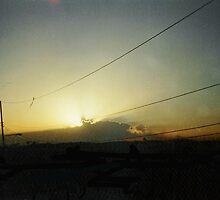 Sunset In Caribbean Morning by Avinash