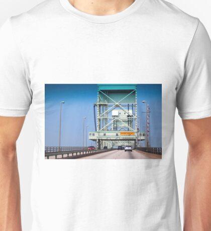 Crossing The Bridge Unisex T-Shirt
