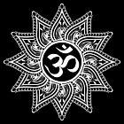 Ohm Fractal Holy Symbol of Yoga  by lu2k