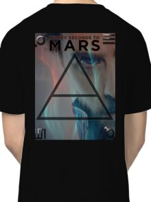 30 Seconds To Mars Poster Classic T-Shirt