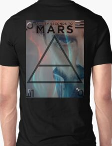 30 Seconds To Mars Poster Unisex T-Shirt