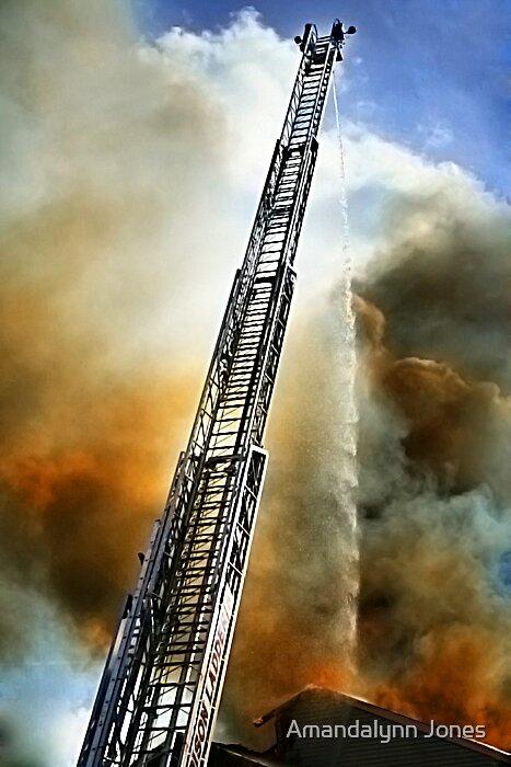 Ablaze by Amandalynn Jones