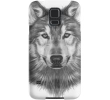 Wolf Head Samsung Galaxy Case/Skin