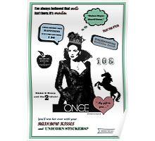 REGINA MILLS Poster