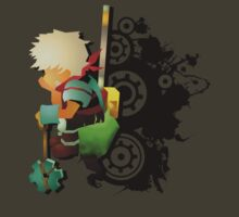 Bastion - Let the Kid Think by novawhitefire