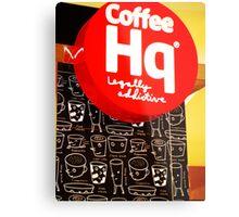 caffeine stop Metal Print