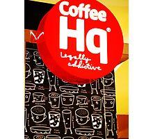 caffeine stop Photographic Print
