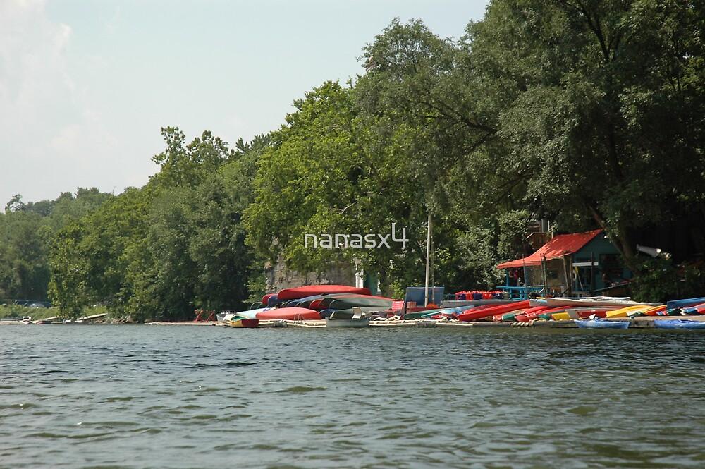 kayaks  by nanasx4