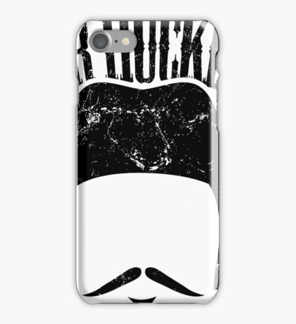 I'm Your Huckleberry iPhone Case/Skin