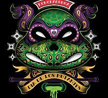 Dia De Los Mutantes Donnie by pinteezy