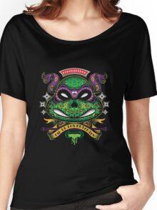 Dia De Los Mutantes Donnie Women's Relaxed Fit T-Shirt