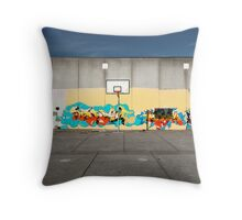 Hoop Throw Pillow