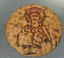 jesuit pizza by Sui .jackson