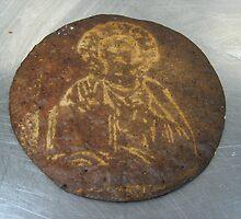 burnt jesuit pizza by Sui .jackson
